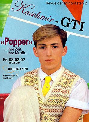 Popper frisur 1980